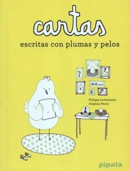 CARTAS ESCRITAS (2ª ED) CON PLUMAS Y PELOS