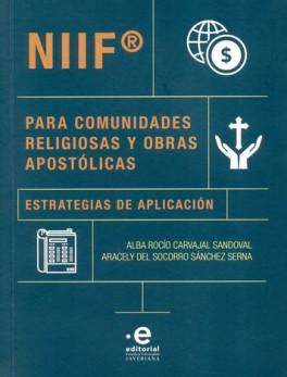NIIF PARA COMUNIDADES RELIGIOSAS Y OBRAS APOSTOLICAS ESTRATEGIAS DE APLICACION
