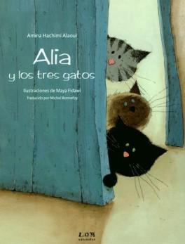 ALIA Y LOS TRES GATOS