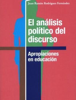 ANALISIS POLITICO DEL DISCURSO APROPIACIONES EN EDUCACION, EL