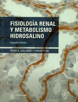 FISIOLOGIA RENAL Y METABOLISMO HIDROSALINO