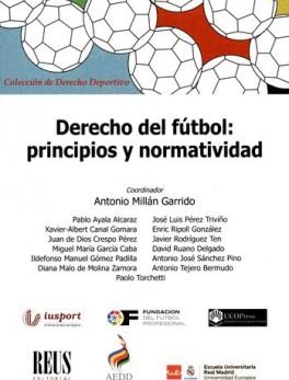 DERECHO DEL FUTBOL PRINCIPIOS Y NORMATIVIDAD