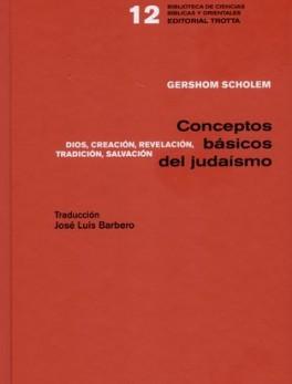 CONCEPTOS BASICOS DEL JUDAISMO (4ª ED)