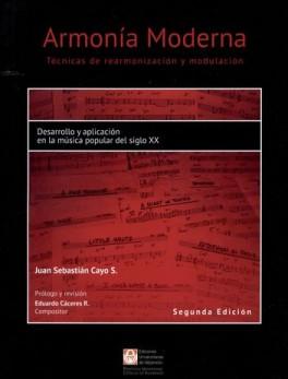 ARMONIA MODERNA TECNICAS DE REARMONIZACION Y MODULACION
