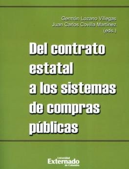 DEL CONTRATO ESTATAL A LOS SISTEMAS DE COMPRAS PUBLICAS