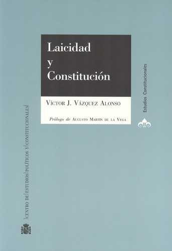 LAICIDAD Y CONSTITUCION