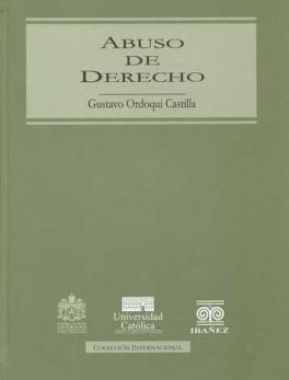 ABUSO DE DERECHO