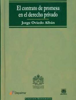 CONTRATO DE PROMESA EN EL DERECHO PRIVADO, EL