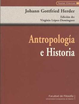 ANTROPOLOGIA E HISTORIA