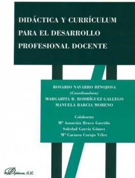 DIDACTICA Y CURRICULUM PARA EL DESARROLLO PROFESIONAL DOCENTE