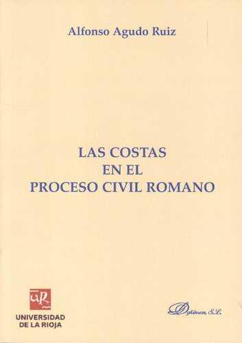 COSTAS EN EL PROCESO CIVIL ROMANO, LAS