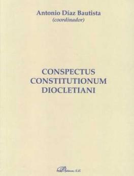 CONSPECTUS CONSTITUTIONUM DIOCLETIANI