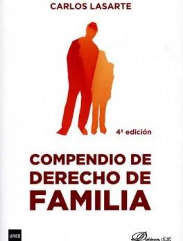 COMPENDIO DE DERECHO (4ª ED) DE FAMILIA