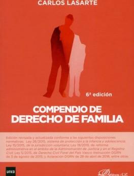 COMPENDIO DE DERECHO DE FAMILIA (6ª ED)