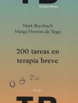 200 TAREAS EN TERAPIA BREVE (2ª ED)