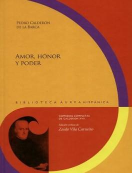AMOR HONOR Y PODER