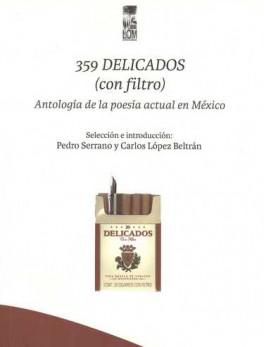 359 DELICADOS (CON FILTRO) ANTOLOGIA DE LA POESIA EN MEXICO