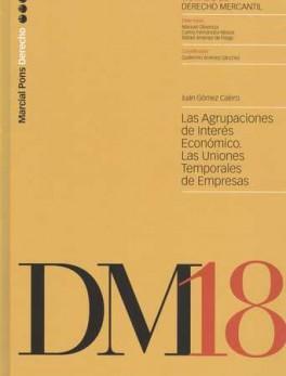 AGRUPACIONES DE INTERES ECONOMICO. LAS UNIONES TEMPORALES DE EMPRESAS, LAS