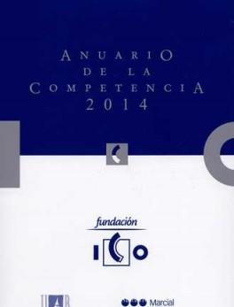 ANUARIO DE LA COMPETENCIA 2014