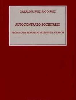 AUTOCONTRATO SOCIETARIO