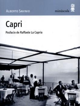 CAPRI. POSFACIO DE RAFFAELE LA CAPRIA