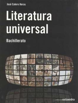LITERATURA UNIVERSAL. BACHILLERATO