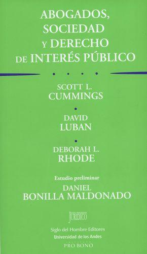 ABOGADOS SOCIEDAD Y DERECHO DE INTERES PUBLICO