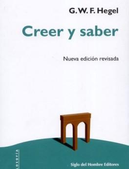 CREER Y SABER