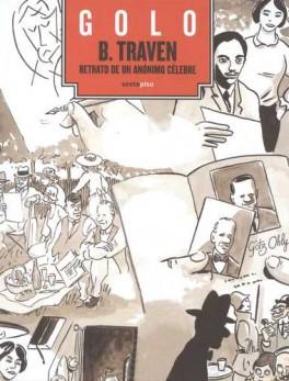 B.TRAVEN. RETRATO DE UN ANONIMO CELEBRE