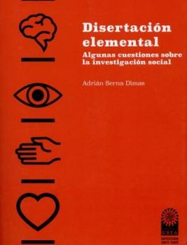 DISERTACION ELEMENTAL ALGUNAS CUESTIONES SOBRE LA INVESITGACION SOCIAL