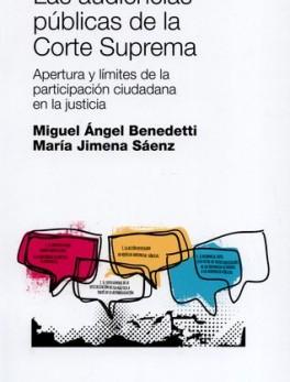 AUDIENCIAS PUBLICAS DE LA CORTE SUPREMA, LAS