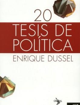 20 TESIS DE POLITICA
