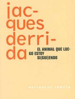 ANIMAL QUE LUEGO ESTOY SI(GUI)ENDO, EL