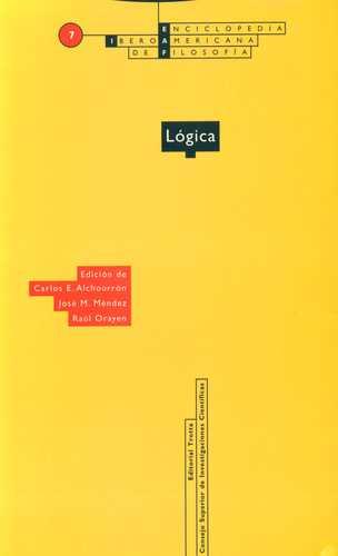 EIAF # 07 LOGICA (1A.REIMPRESION)