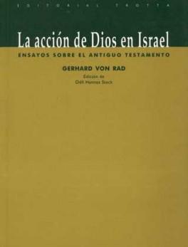 ACCION DE DIOS EN ISRAEL, LA