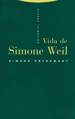 VIDA DE SIMONE WEIL