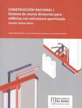 CONSTRUCCION RACIONAL I. SISTEMA DE MUROS DIVISORIOS PARA EDIFICIOS CON ESTRUCTURA APORTICADA