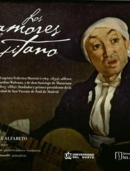 AMORES DEL JITANO (+CD). ENSAMBLE ALFABETO, LOS