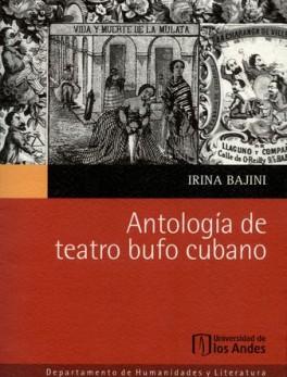 ANTOLOGIA DE TEATRO BUFO CUBANO