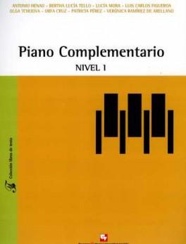 PIANO COMPLEMENTARIO NIVEL 1