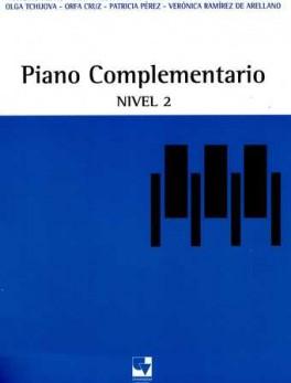 PIANO COMPLEMENTARIO NIVEL 2