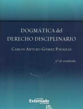 DOGMATICA DEL DERECHO (5ª ED) DISCIPLINARIO