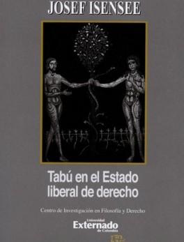 TABU EN EL ESTADO LIBERAL DE DERECHO