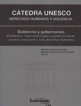 CATEDRA UNESCO DERECHOS HUMANOS Y VIOLENCIA: GOBIERNO Y GOBERNANZA. PROBLEMAS