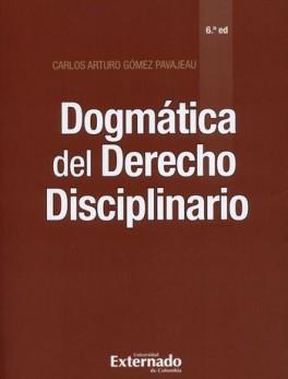 DOGMATICA DEL DERECHO (6ª ED) DISCIPLINARIO