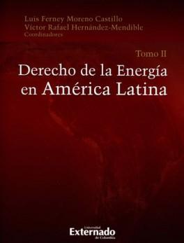DERECHO DE LA ENERGIA (II) EN AMERICA LATINA