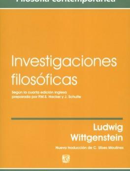 INVESTIGACIONES FILOSOFICAS (2ª ED)