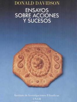 ENSAYOS SOBRE ACCIONES Y SUCESOS