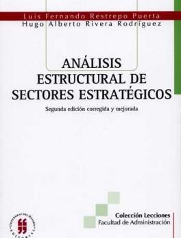 ANALISIS ESTRUCTURAL DE SECTORES (2A.ED) ESTRATEGICOS