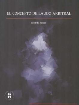 CONCEPTO DE LAUDO ARBITRAL, EL